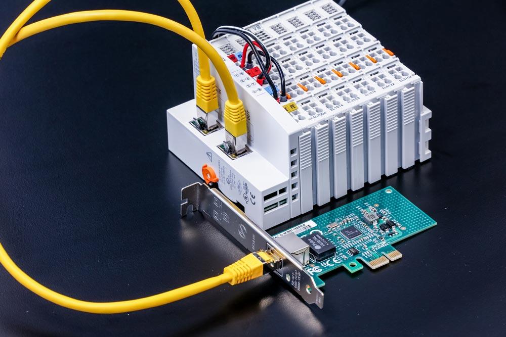 Treiber für Intel I210 Ethernet MAC (Linux, Xenomai, QNX)