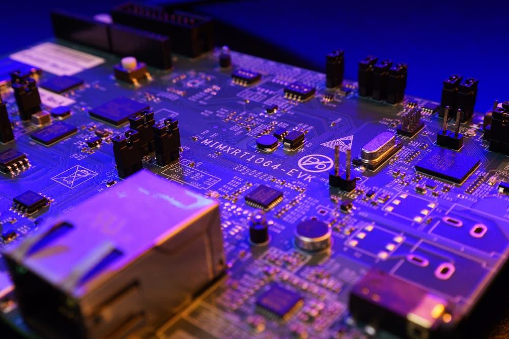 Software Platform for NXP i.MX RT1064