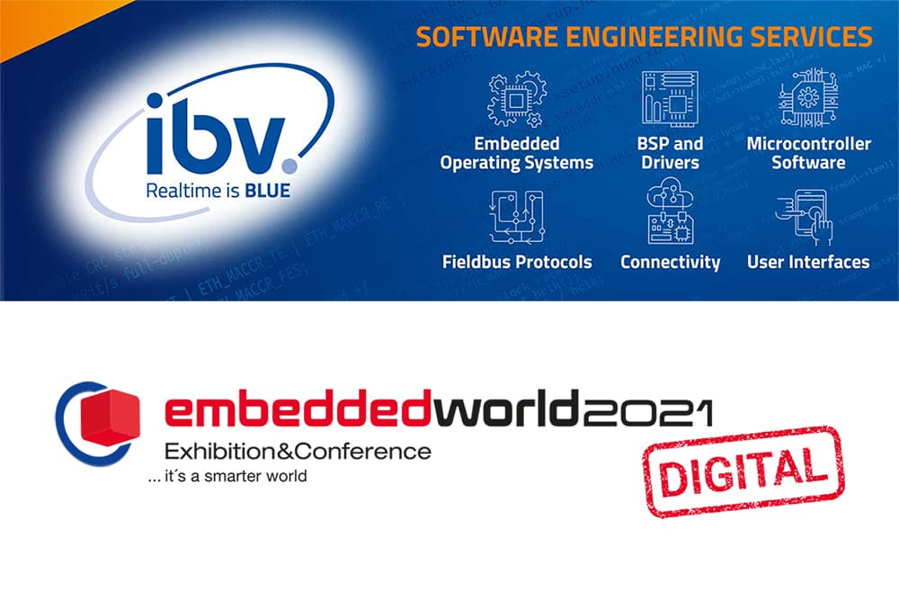 IBV Embedded World 2021 DIGITAL
